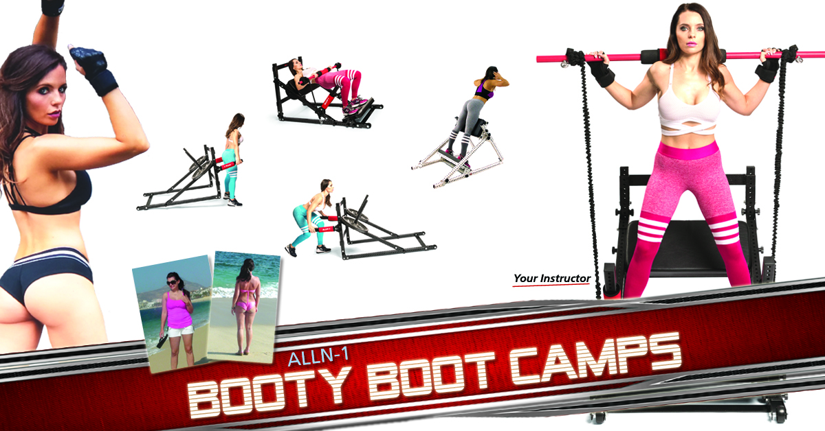 Booty Boot Campe Image