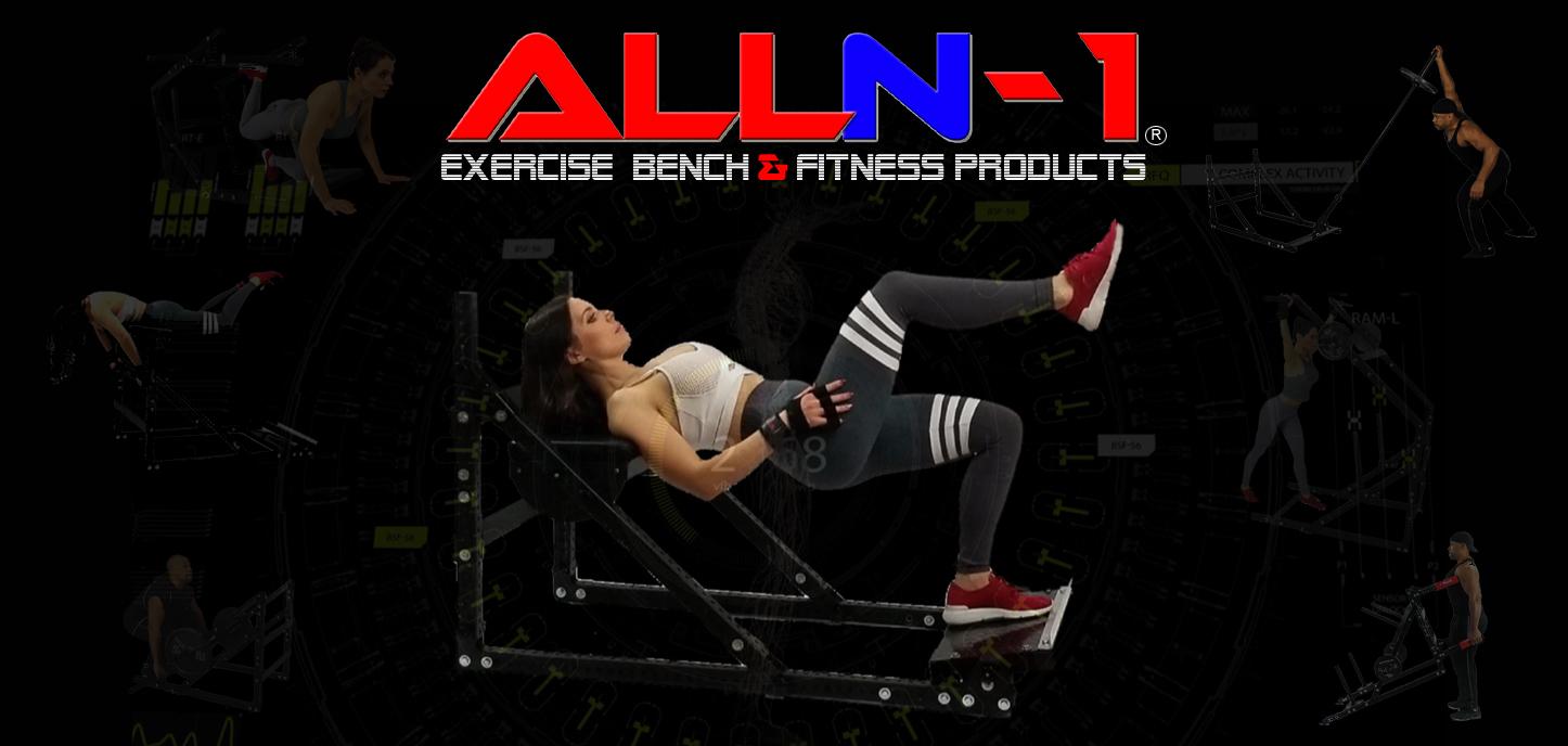 ALLN-1 Exercise Bench Configurations