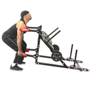 ALLN-1: Gladiator Power Sled Workouts
